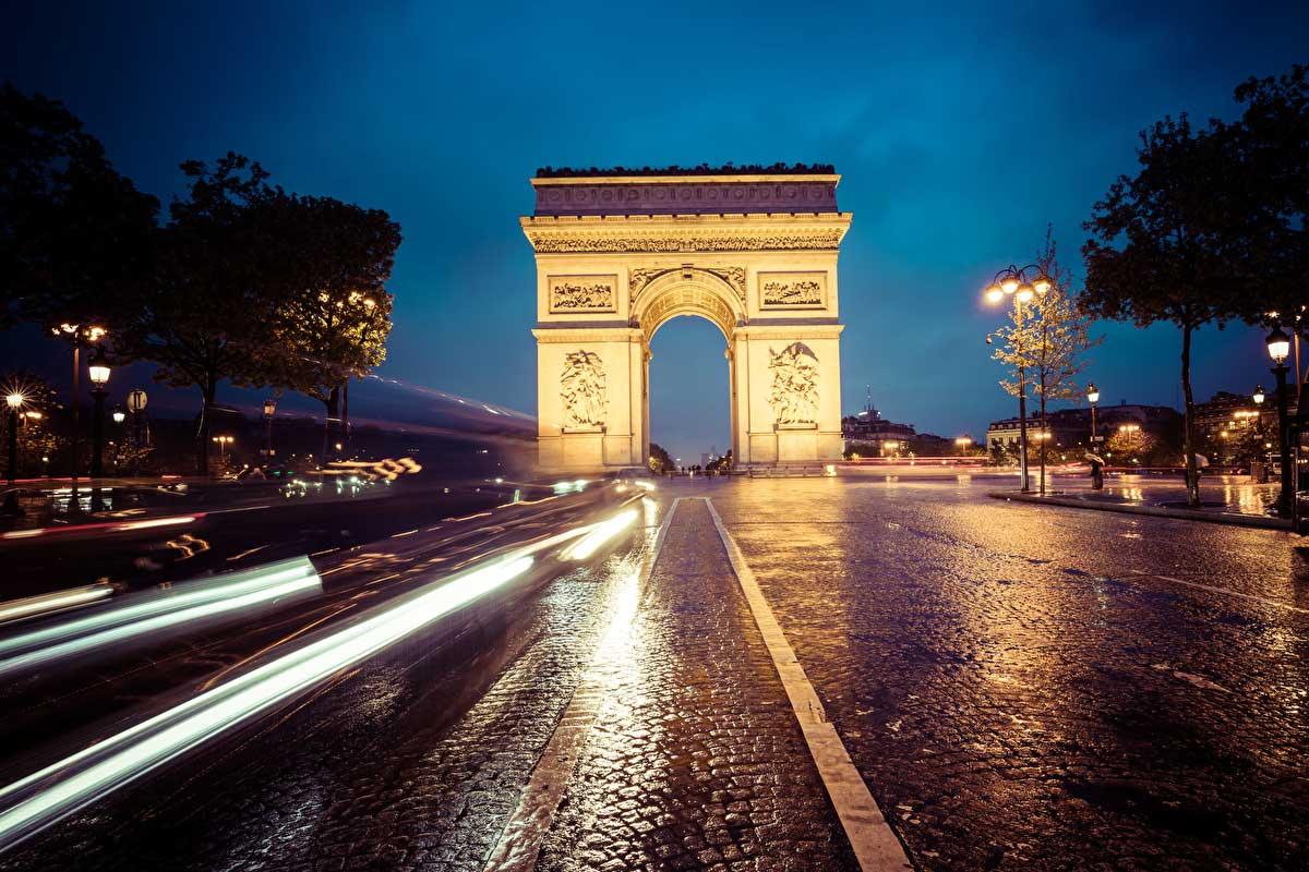 France-Arc-de-Triomphe-Planifiez à l'avance son parcours sur la region de paris