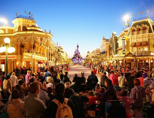 Maîtrisez vos transferts vers Disneyland & ADP!